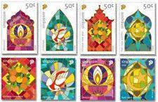 Singapore 2006 stamps Festivals diff Religions 8v set MNH