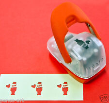 Tonic crafters simplicity geared hole punch wedding GROOM / Valentine 901E