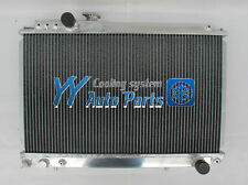 Toyota Supra Soarer  MZ20 3000CC  Aluminum Radiator 50mm 2 Core 1986-1992