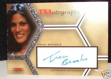 TNA  -  KNOCKOUT TRACI BROOKS - AUTOGRAPH CARD