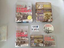 Close Combat Invasion Normandie RTS/STR/Stratégie/Wargame PC FR Big Box Eurobox