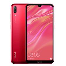 HUAWEI Y7 Pro 2019 32GB (Unlocked) Dual SIM 6.26in  Big Screen Dual Camera Red