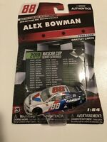 Alex Bowman NASCAR Authentics 1/64 (2019 Wave 3) Valvoline