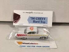'56 Chevy Hard Top * WHITE * 27th Collectors Baggie Car * Hot Wheels * E19