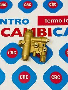 GRUPPO VALVOLA TRE VIE RICAMBIO ORIGINALE BAXI CODICE: CRC7726372