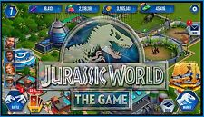 Jurassic WORLD The Game Builder ULTIMATE package Android iOS park