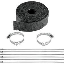 Vance & Hines Black Exhaust Header Wrap Kit 26523