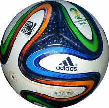 ADIDAS BRAZUCA OFFICIAL SOCCER MATCH BALL FIFA WORLD CUP 2014