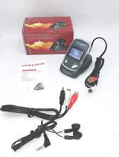 NEW FM Wireless Home Privacy Audio Transmitter & Receiver OTC Remote Sound Set