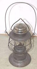 1875 Chief's Fire Department Bell Bottom Lantern