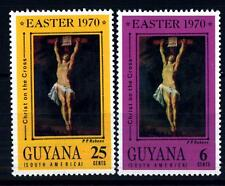GUYANA - 1970 - Cristo sulla Croce; di Peter Paul Rubens