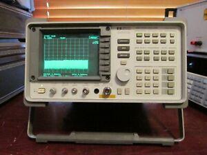 Agilent / HP 8561B Spectrum Analyzer 50 Hz to 6.5 GHz **TESTED**