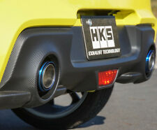 Hks legamax Premium de escape se adapta a Suzuki Swift Sport ZC33S 31021-AS003