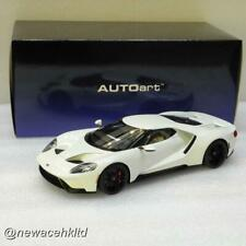 FORD GT 2017 (FROZEN WHITE) AUTOart MODEL 1/18 #72941