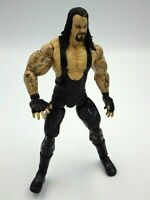 Figurine articulée action figure WWE WWF UNDERTAKER 19 cm JAKKS Pacific 2005