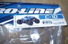 NEW Pro-Line 1972 Chevy C10 Clear Body Stampede 3251-00 NEW NIP