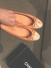 Chanel Ballerina Flat Shoes 38
