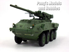 M1128 Mobile Gun System - Stryker 1/72 Scale Diecast Model by Eaglemoss