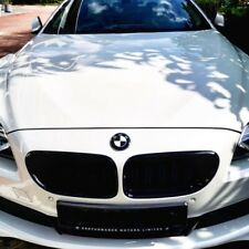 BRAND NEW OEM BMW Black and White Roundel Emblems 7 Piece