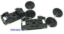 LEGO®  EISENBAHN Waggon Achsen 2 Stück(3677,7838,7839,7898,10219,60051,60052)