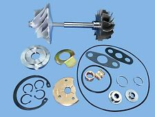 Dodge 5.9L Diesel Chrysler Turbo charger Compressor Wheel & Shaft & Rebuild Kit