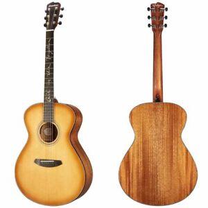 Breedlove Jeff Bridges Organic Series Signature Concert Acoustic Electric Guitar