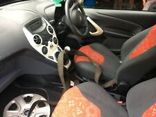 BREAKING FORD KA STYLE PLUS 1.2L 2010 INTERIOR (STEERING WHEEL,SEATS,DOOR CARDS)