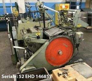 EHD Series Kluge Press