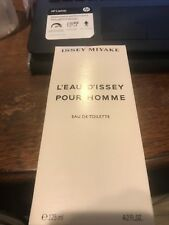 L'eau D'Issey by Issey Miyake 4.2 oz EDT Cologne for Men New Tester