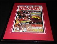 1993 ESPN Big Monday #1 Indiana vs Ohio St Framed 11x14 ORIGINAL Advertisement