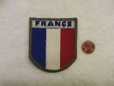 WWII WW2 Free French France US Trained Patch Unissued FREE POSTAGE