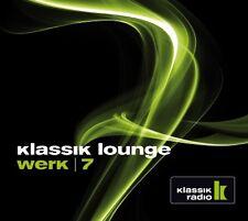 Klassik Lounge Werk 7 DJ Jondal 2CDs Jens Buchert Gelka
