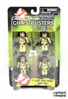 """Ghostbusters Minimates """"I Love This Town"""" Box Set"""