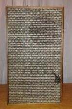 Vintage 60's Knight KN2275 4-Way Hardwood Speaker Alnico Jensen? w/ A/V Samples!