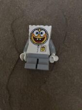 SpongeBob Lego Mini Figure Astronaut Sponge bob