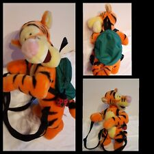 Tigger Winnie The Poo Cute Rucksack Backpack Fits Adult Child Novelty 41 cm High