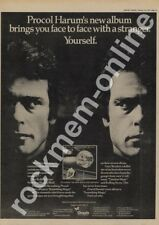 Procol Harum Something Magic Hatfield Polytechnic LP Tour Advert 1977