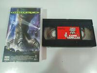 Godzilla Mathew Broderick - VHS Cinta Tape Español