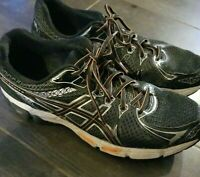 Asics Gel Exalt 2 ~ Black & Blue & Orange Sneakers Athletic Shoes Men's Size 13
