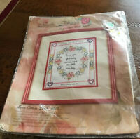 Sandi Phipps Counted Cross Stitch Love Comes Back
