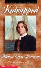 New, Kidnapped (Scholastic Classics), Stevenson, Robert Louis, Book
