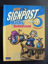 New Signpost Maths for Queensland  Student Book 7 (Paperback, 2009)