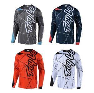 Long Sleeve Shirt Motocross Riding Jersey Cycling Mountain Bike Sports Clothes