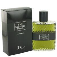 EAU SAUVAGE by Christian Dior Eau De Parfum Spray 3.4 oz