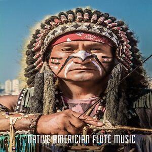 NATIVE AMERICAN FLUTE MUSIC CD - RELAXATION, MEDITATION, MASSAGE, SALON & REIKI