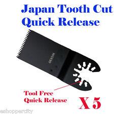 5 Multi Tool Saw Blade For Fein Multimaster Craftsan Bolt on nextec Dewalt Voss