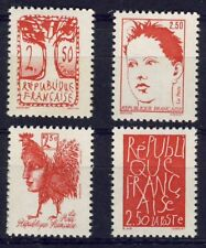 STAMP / TIMBRE FRANCE NEUF SERIE N° 2772 AU 2775 PROCLAMATION DE LA REPUBLIQUE