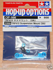 Tamiya 53808 TRF415 Suspension Mount (XA) (TA05/TB Evolution IV/4), NIP
