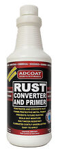 Rust Converter and Primer: Quart -- Transforms Rust into a Paintable Surface!