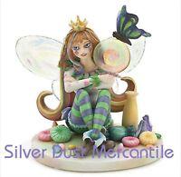 Emily's Indulge Linda Biggs Dragonsite Fairy Figurine Collectable NEW